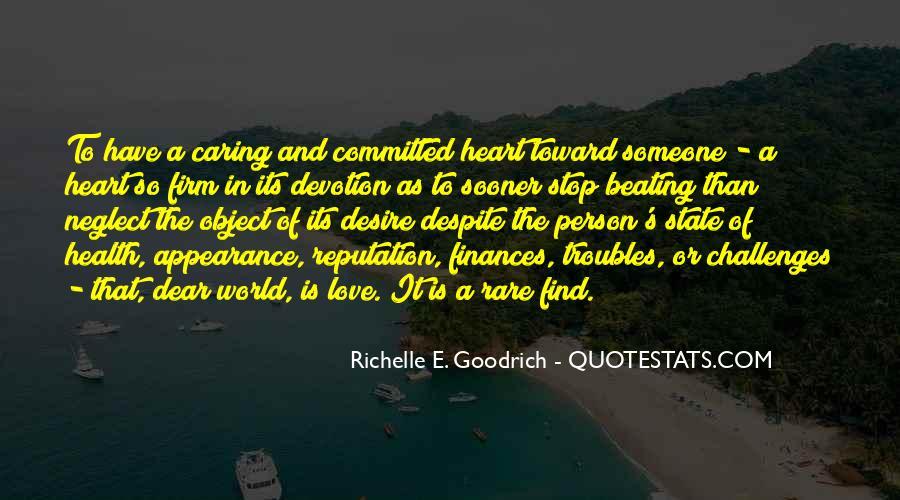 Love Despite Challenges Quotes #1750878