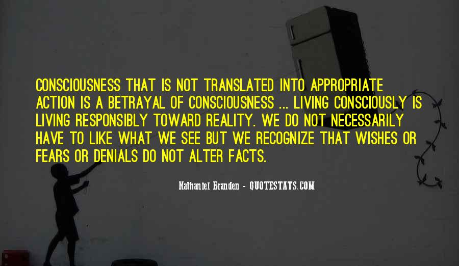 Quotes About Denials #102920