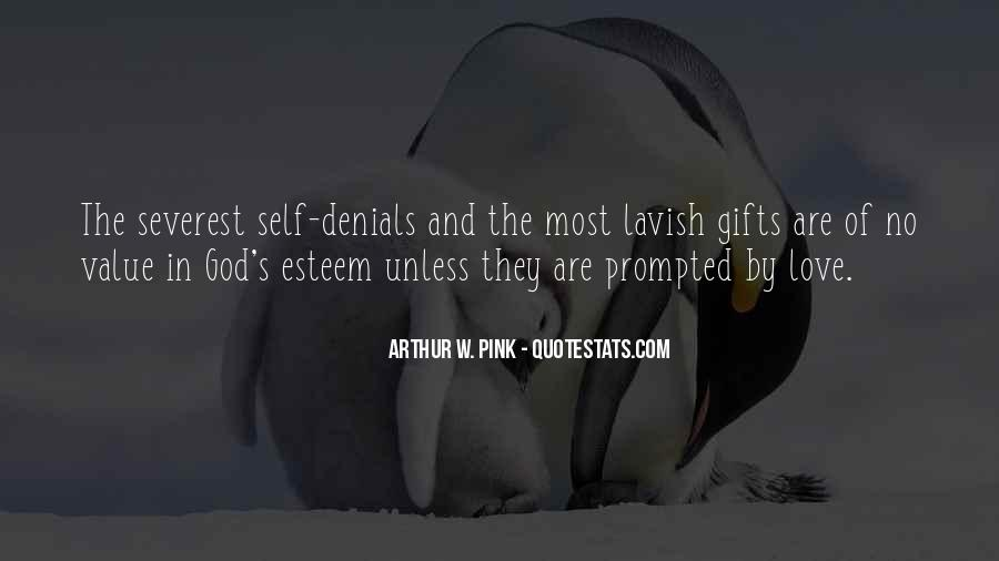 Quotes About Denials #1663961