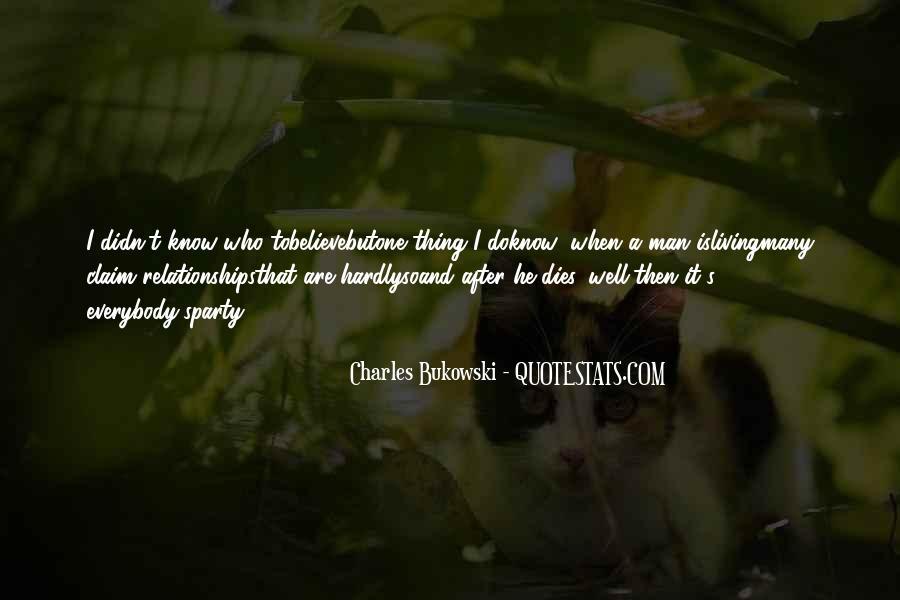 Love Dies Quotes #262916