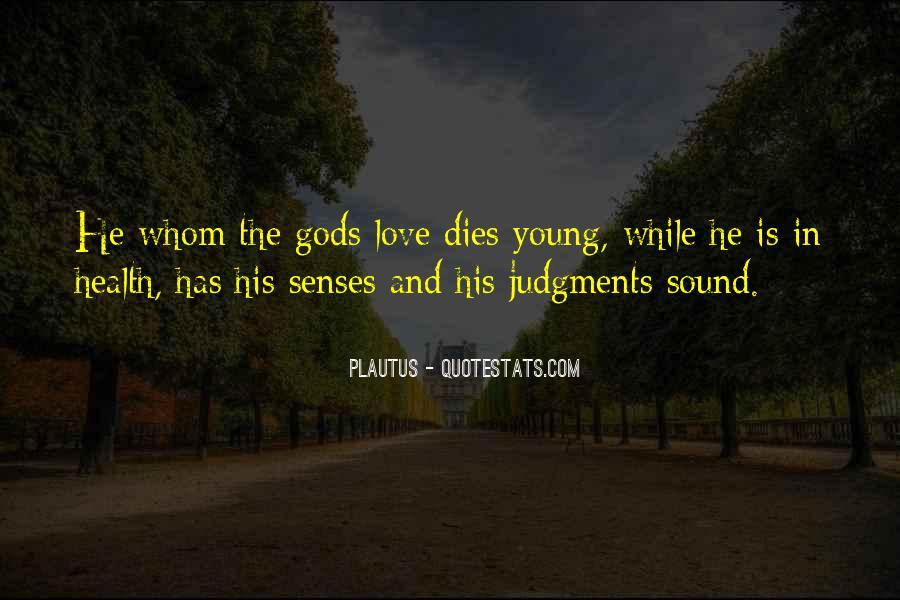 Love Dies Quotes #441947