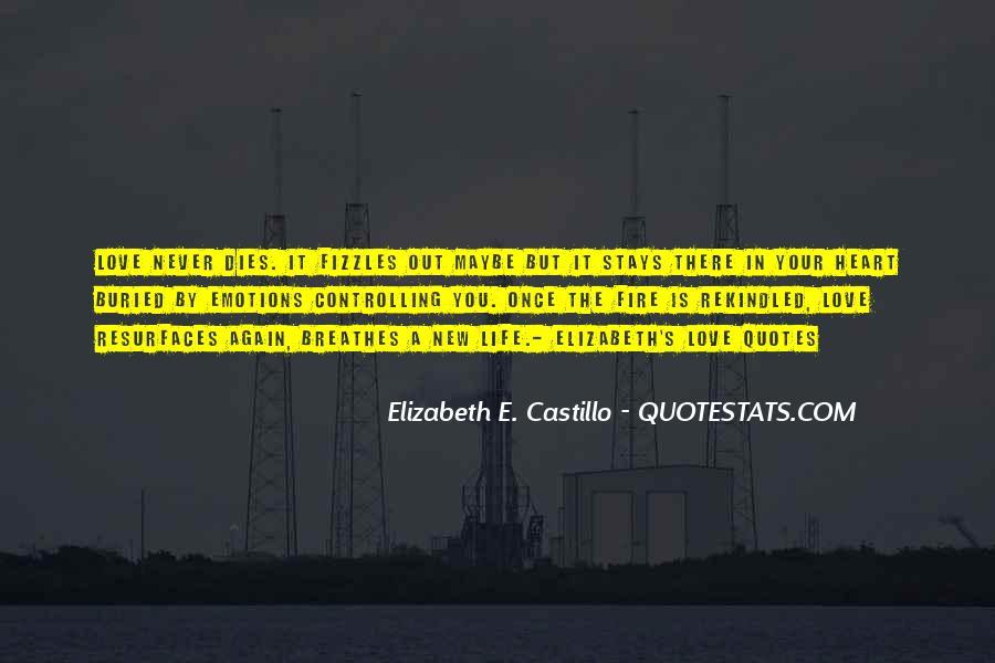 Love Dies Quotes #524621