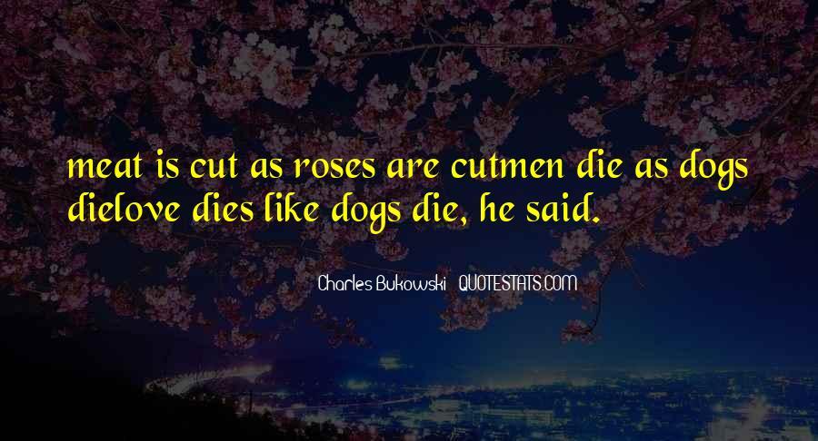 Love Dies Quotes #543513