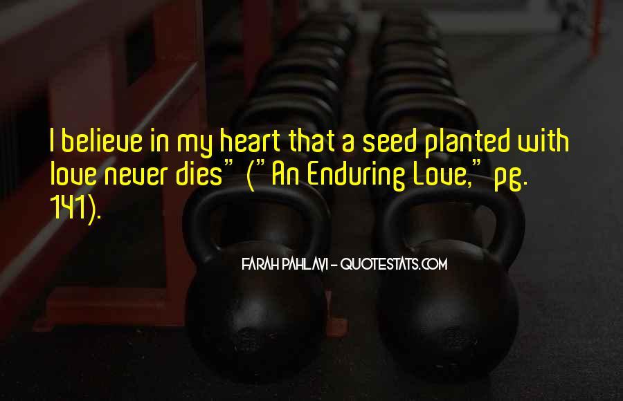 Love Dies Quotes #581765