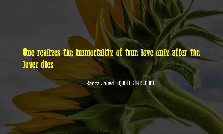 Love Dies Quotes #662345