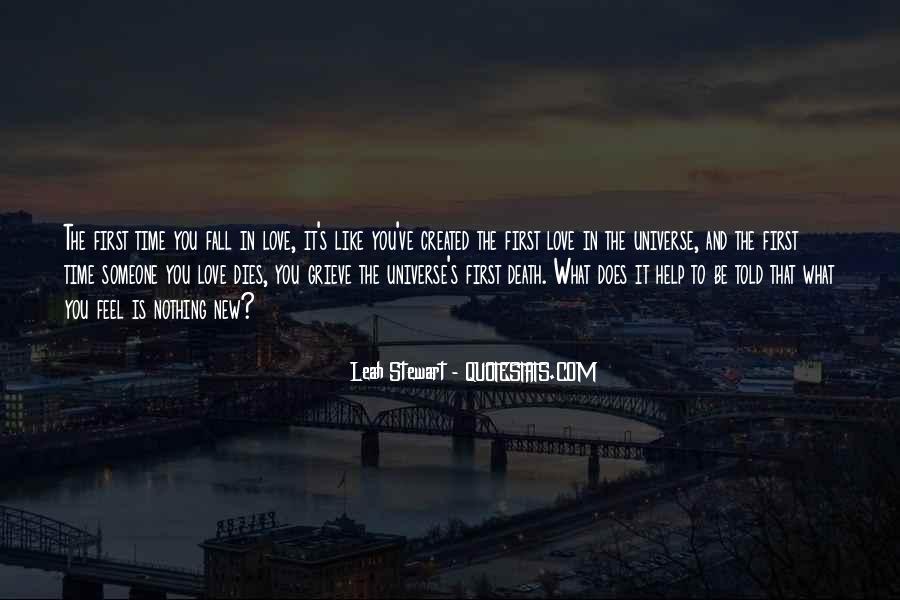 Love Dies Quotes #84398