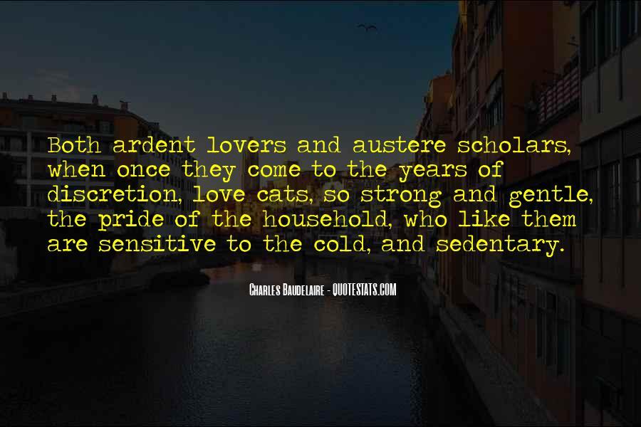 Love Discretion Quotes #255784