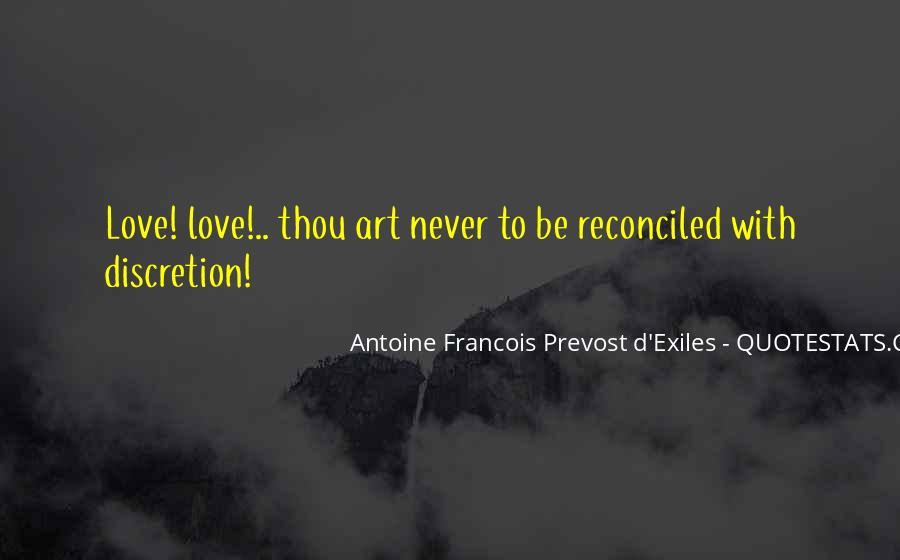 Love Discretion Quotes #274524