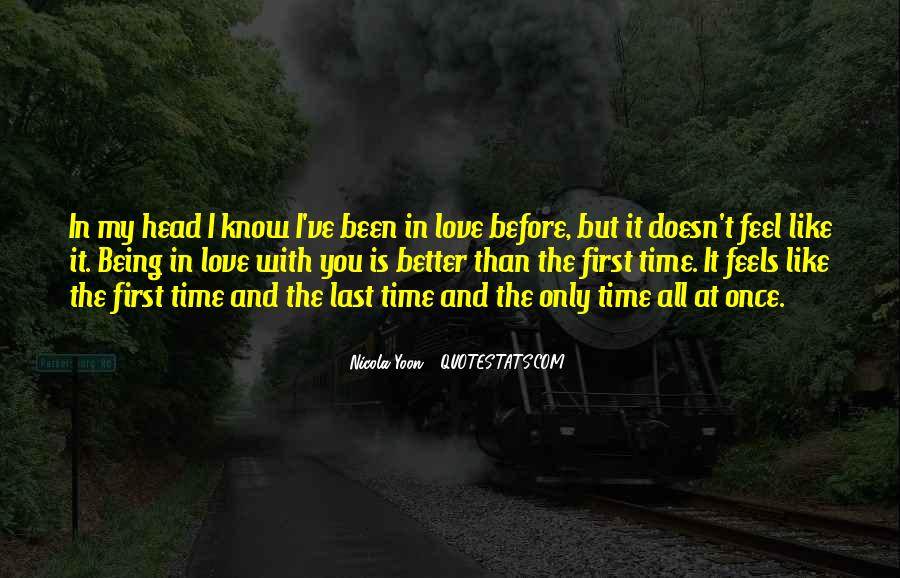 Love Doesn't Last Quotes #1486717