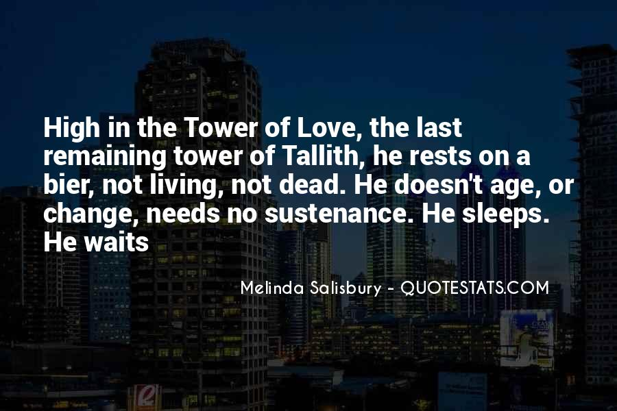 Love Doesn't Last Quotes #1692054