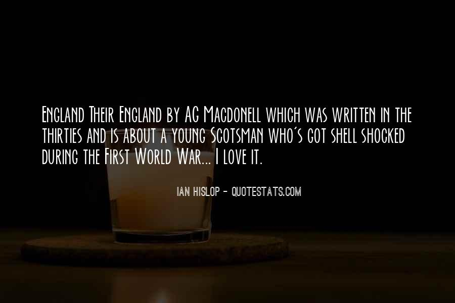 Love England Quotes #1012279