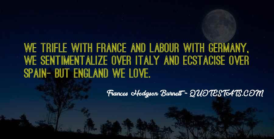 Love England Quotes #1147604