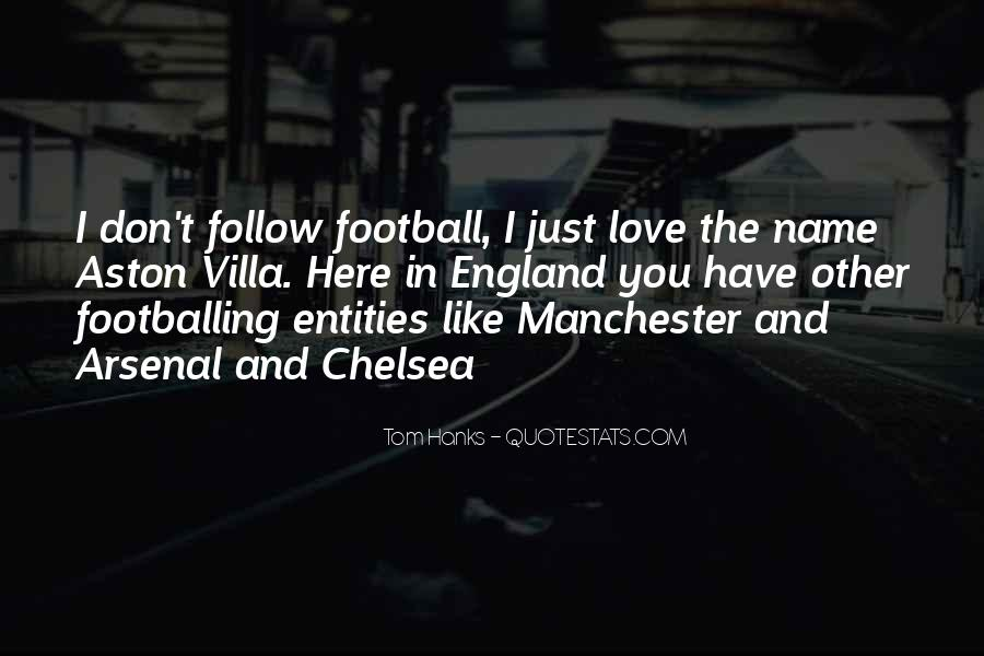 Love England Quotes #1172107