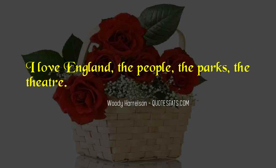 Love England Quotes #1210174