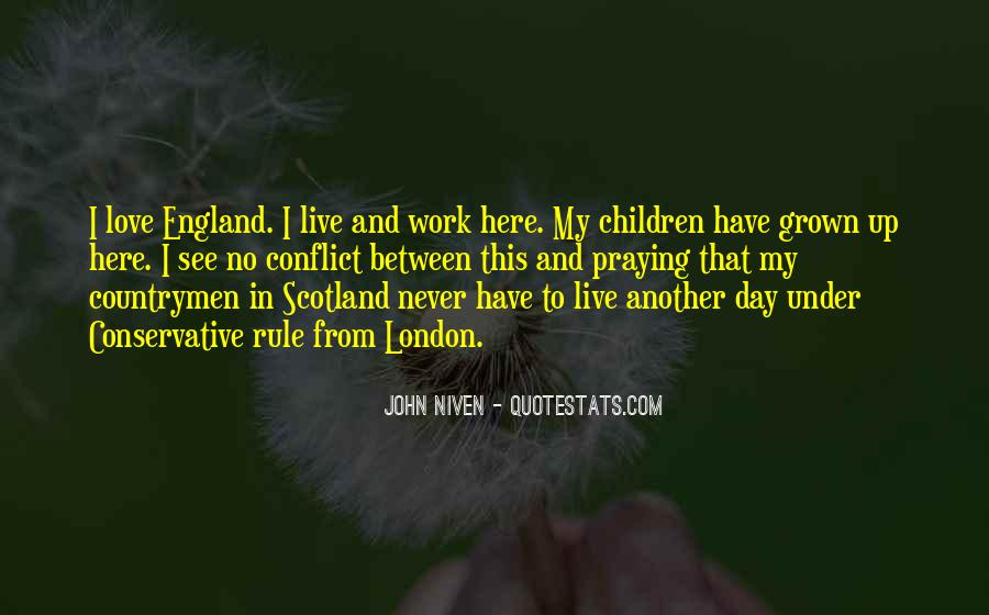 Love England Quotes #1243644