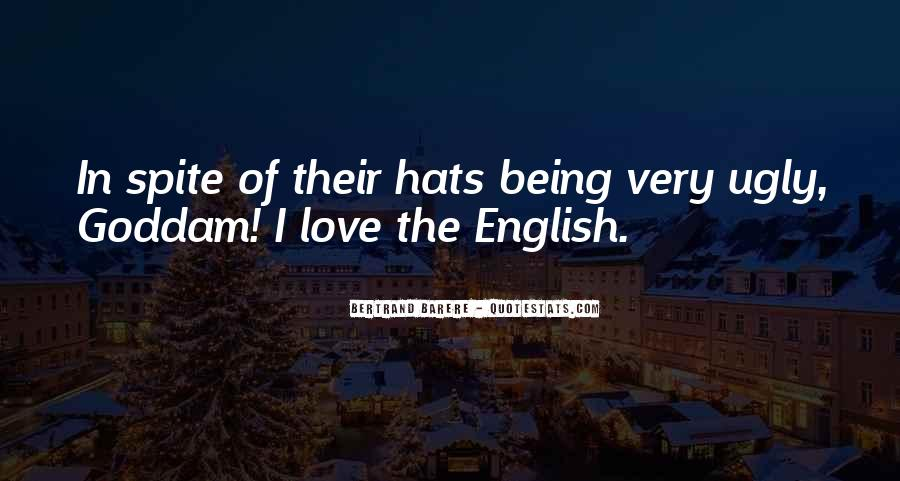 Love England Quotes #1279695