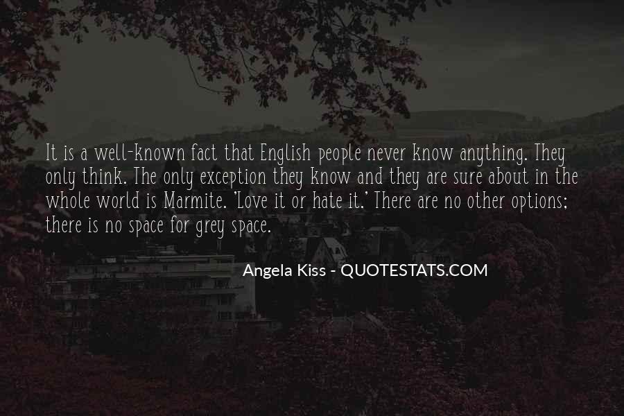 Love England Quotes #1335391