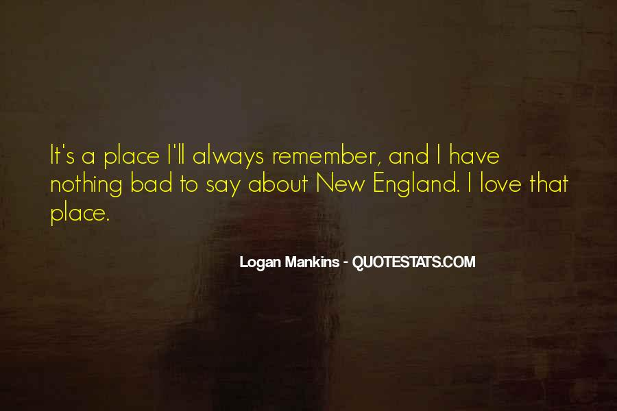 Love England Quotes #1357506