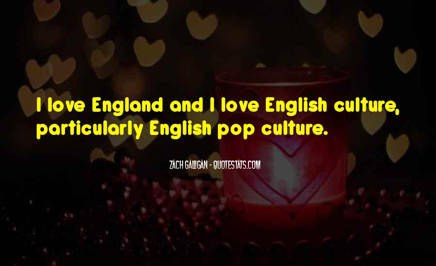 Love England Quotes #1692130