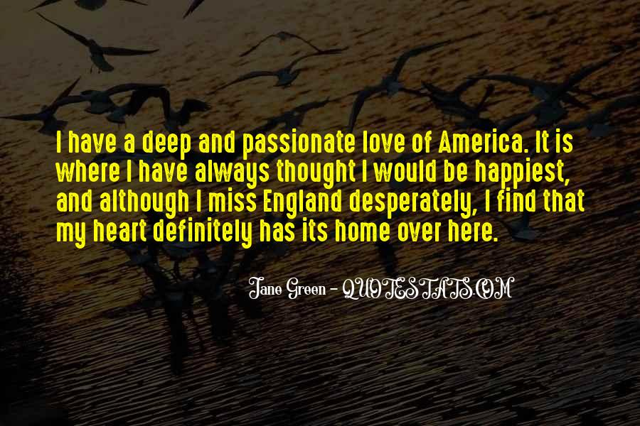 Love England Quotes #241640
