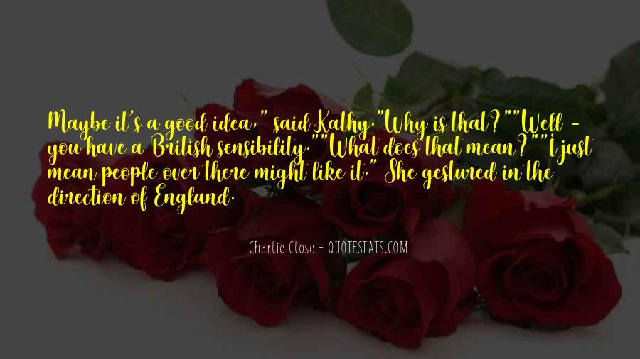 Love England Quotes #309024