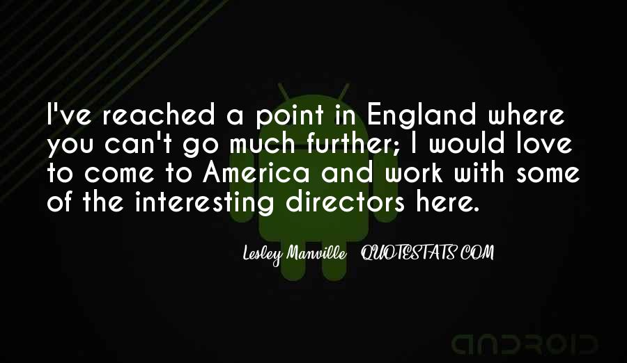 Love England Quotes #442619