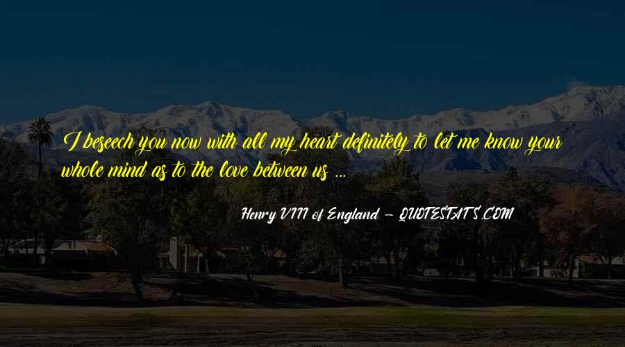 Love England Quotes #449504