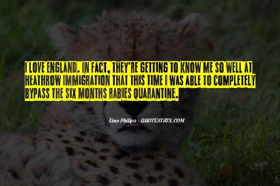 Love England Quotes #466808