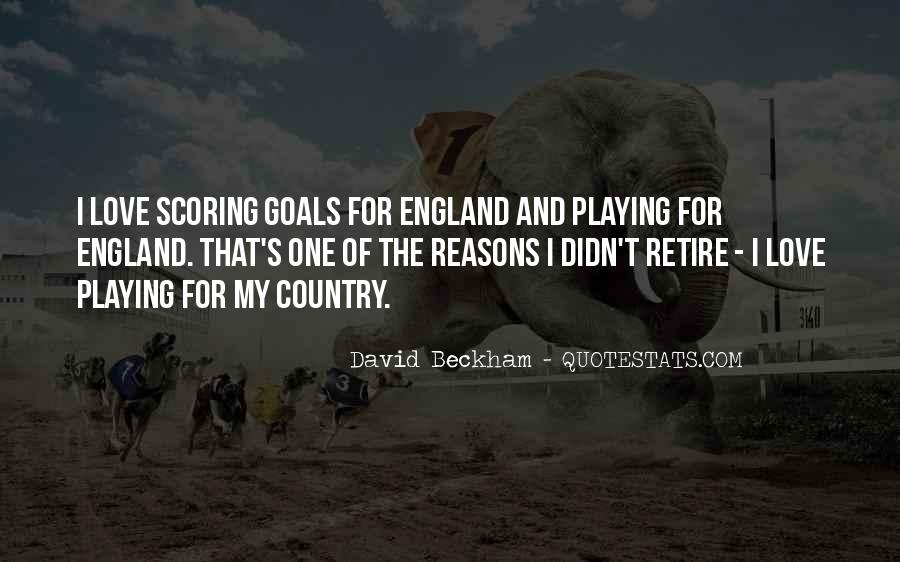 Love England Quotes #511003