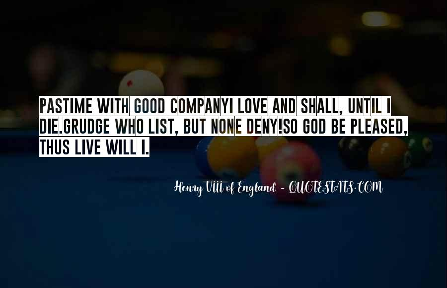 Love England Quotes #576509