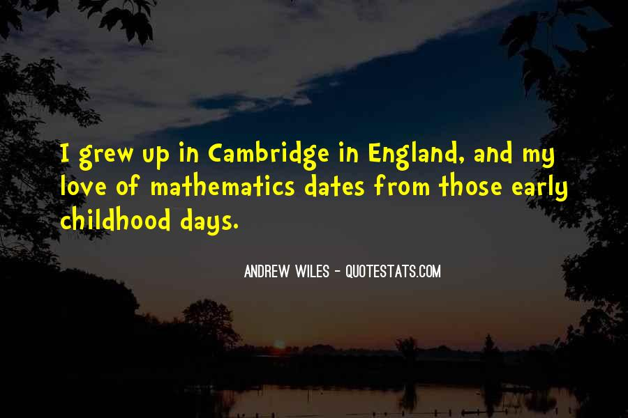 Love England Quotes #604252