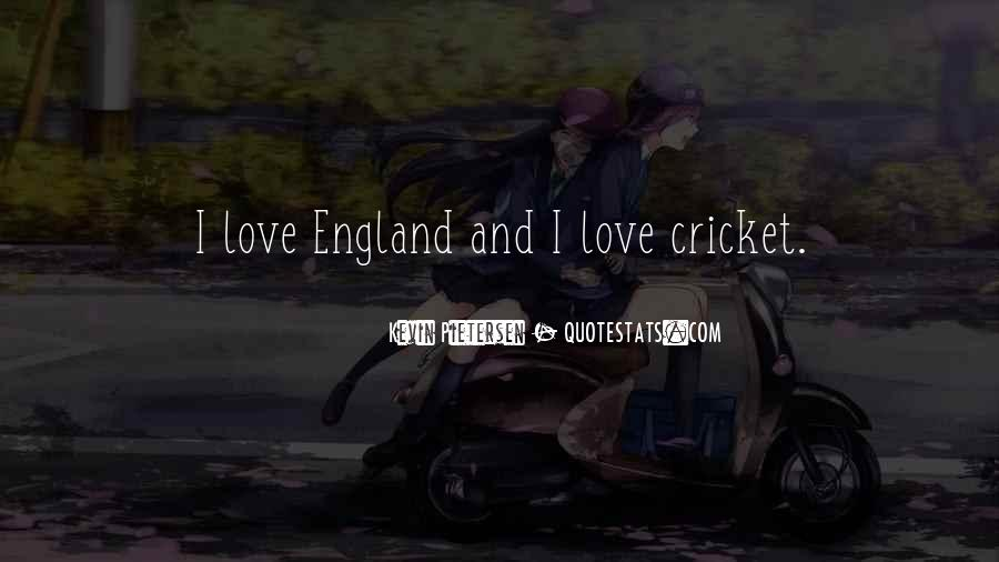 Love England Quotes #941163