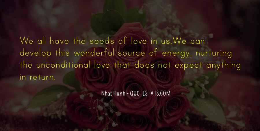 Love Expect Nothing In Return Quotes #1645589