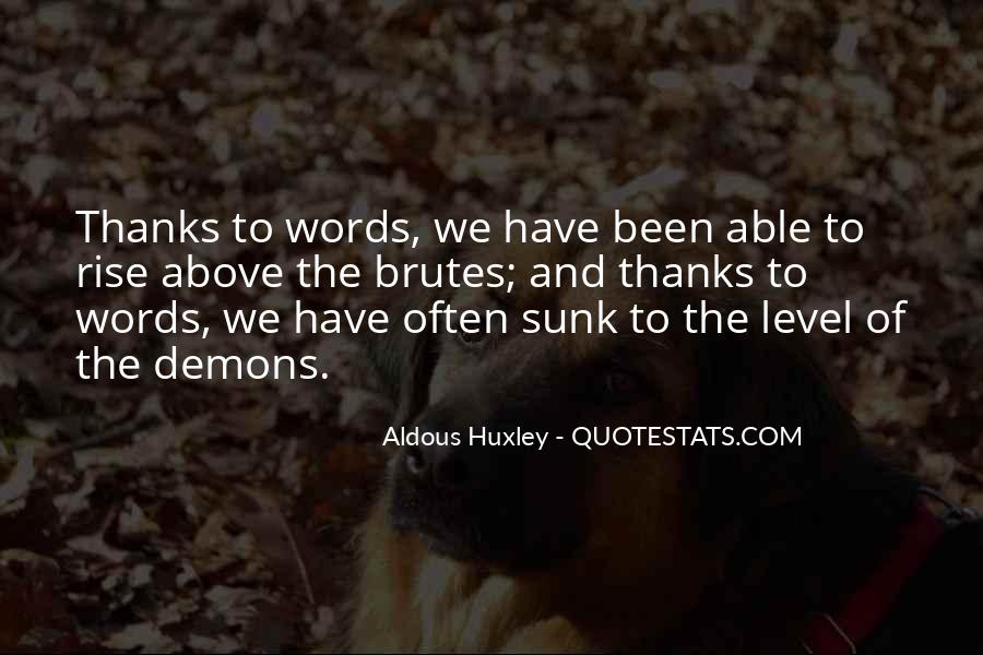 Quotes About Demons Bible #641577