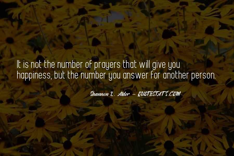Love Faith Happiness Quotes #168317