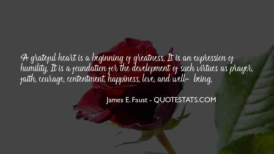 Love Faith Happiness Quotes #270637