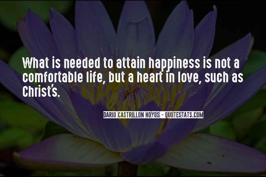 Love Faith Happiness Quotes #314467