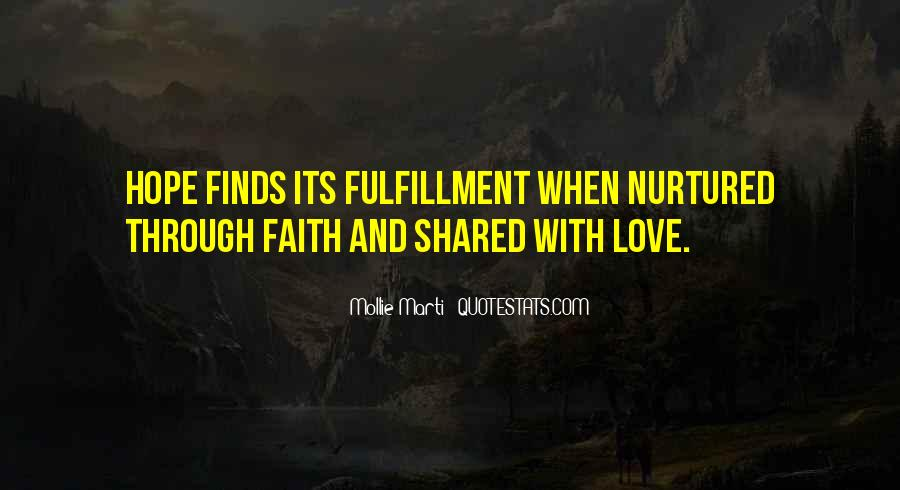 Love Faith Happiness Quotes #429346