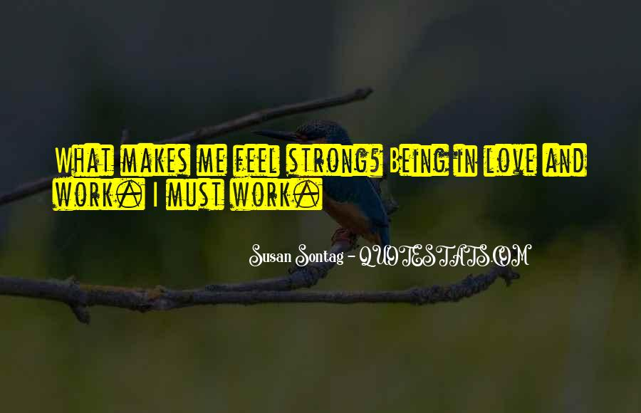 Love Feels Like Quotes #137178