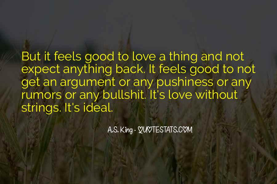 Love Feels Like Quotes #138664