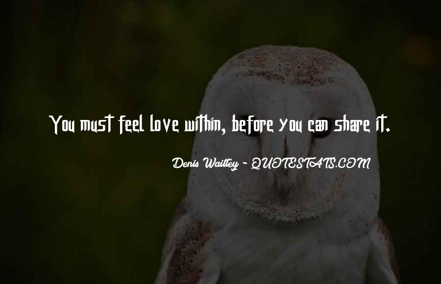Love Feels Like Quotes #171749