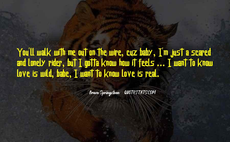 Love Feels Like Quotes #212990