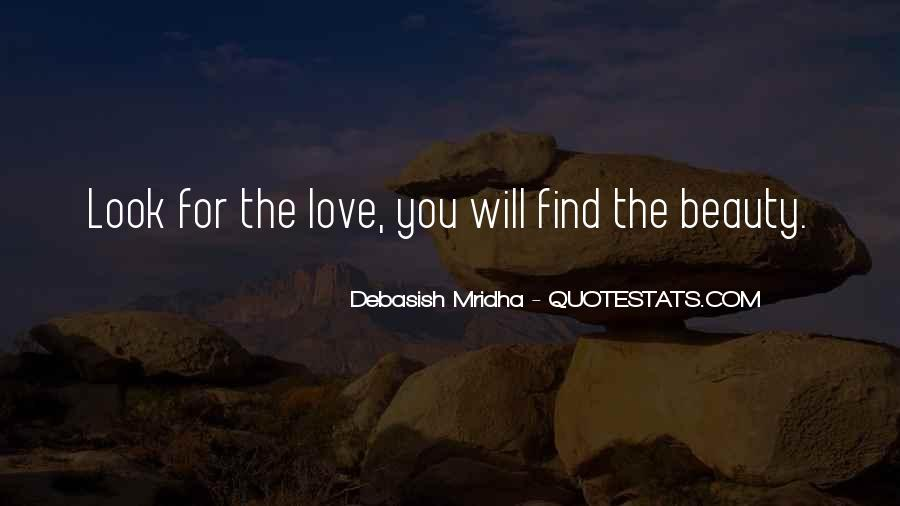 Love Find You Quotes #105363