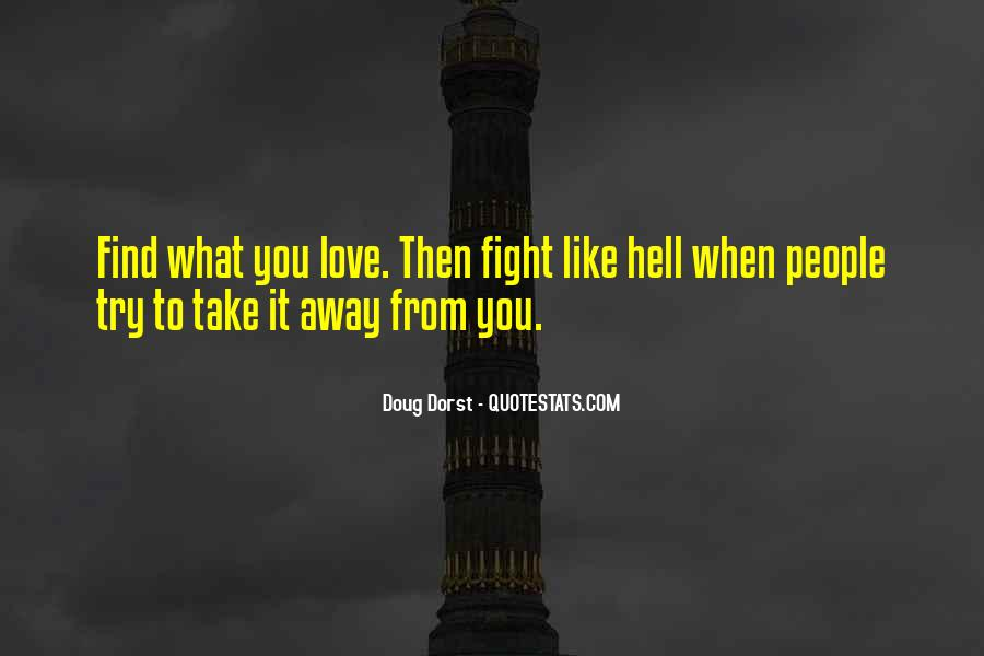 Love Find You Quotes #119616