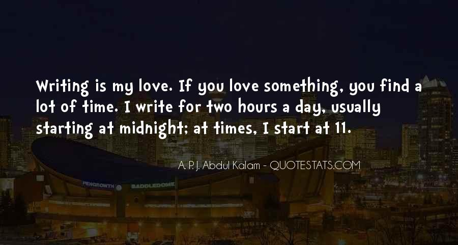 Love Find You Quotes #35023
