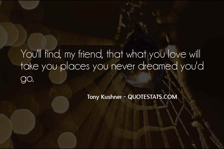 Love Find You Quotes #36107