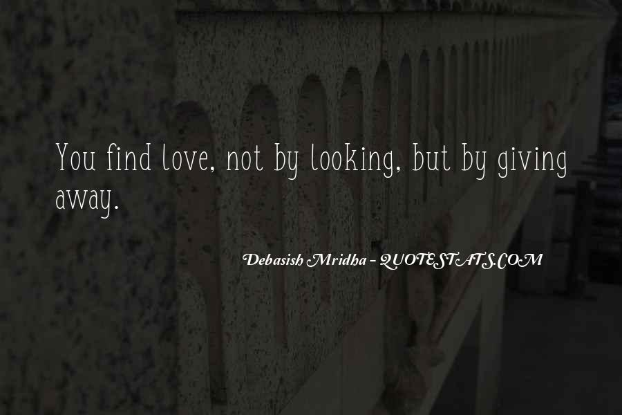 Love Find You Quotes #57443