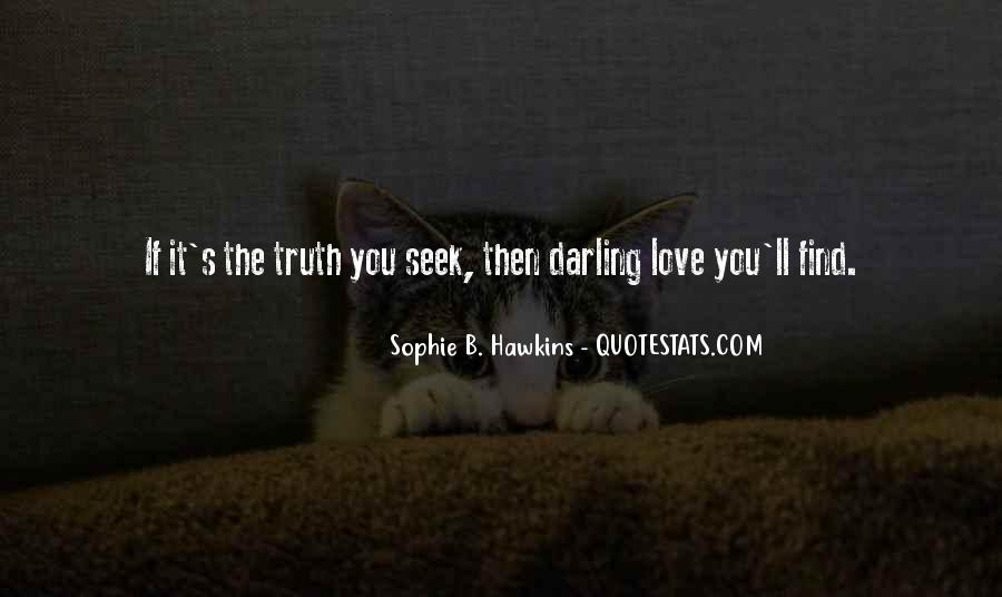 Love Find You Quotes #65489