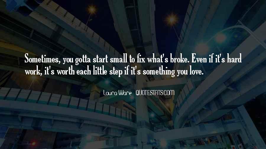 Love Fix Quotes #1192645