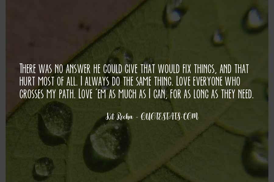 Love Fix Quotes #1203359